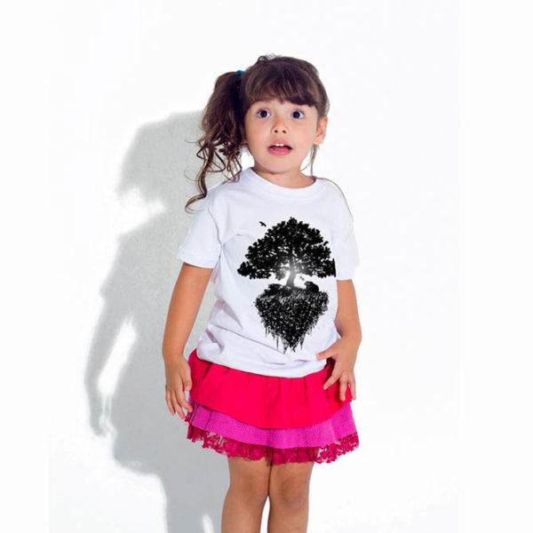 Футболка Black tree