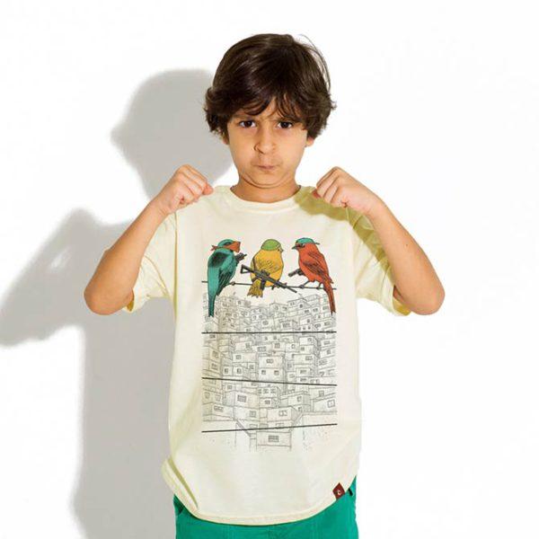 Футболка Brazilian Angry Birds