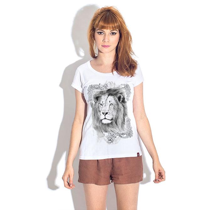 Футболка Drawing Lion