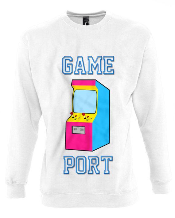 Футболка Game port
