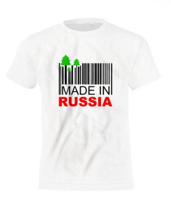 Футболка made in Russia