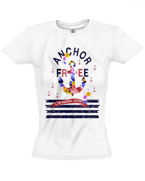 Футболка Anchor Free